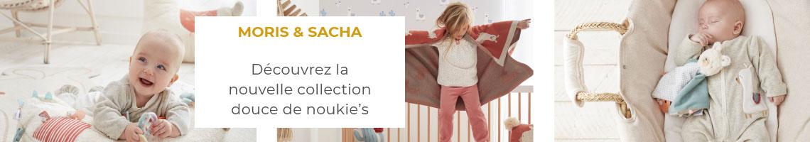 Collection Moris et Sacha de Noukie's