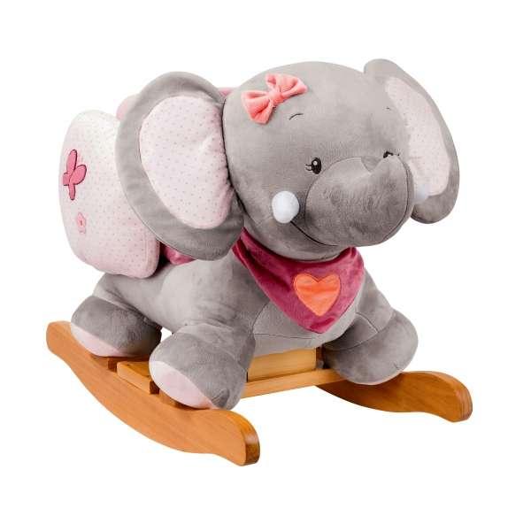 Bascule Adèle l'éléphant Adèle & Valentine