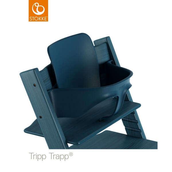 Kit Baby Set pour Tripp Trapp Bleu nuit