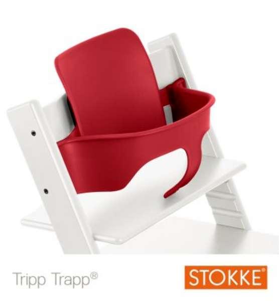Kit Baby Set Rouge pour Tripp Trapp