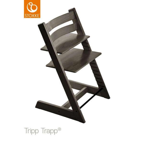 Chaise haute Tripp Trapp Gris brume