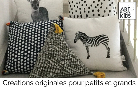 Art for Kids chez Made in Bébé