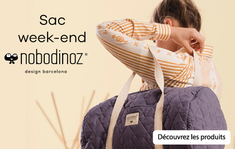 Nobodinoz, sac week-end Los Angeles