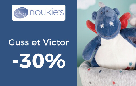 Noukie's Collection Guss et Victor