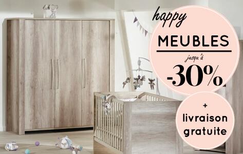 Soldes Sauthon Meubles et mobilier bébé chez Made in Bébé