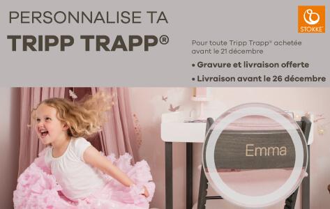 Stokke, chaises haute bébé Personnalise ta Tripp Trapp