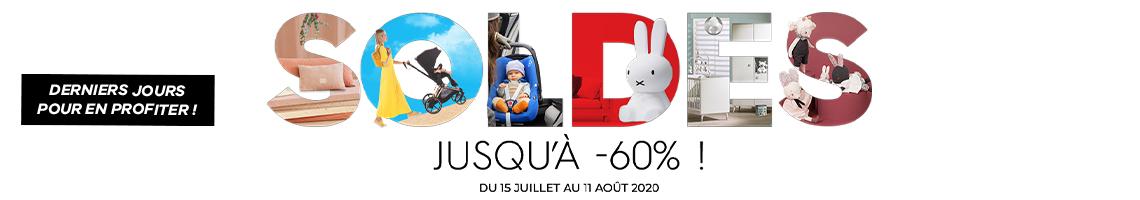 Soldes Été 2020 pour bébé Derniers jours pour en profiter !