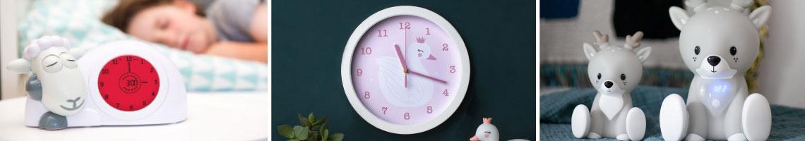 Horloge et réveil