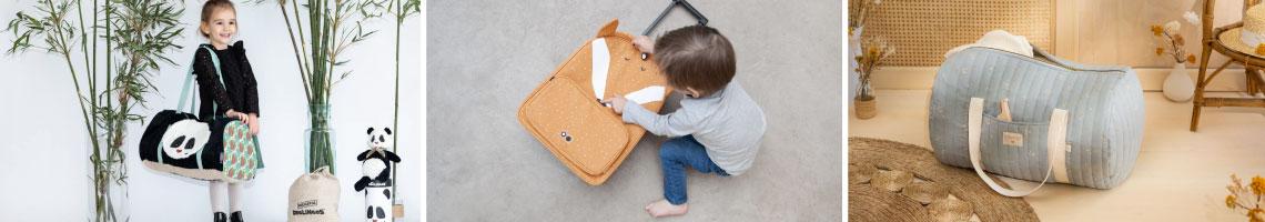 Valise enfant & sac weekend