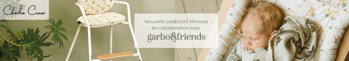 Charlie Crane et Garbo & Friends