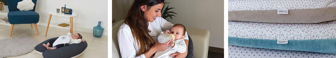 Coussin d'allaitement multirelax
