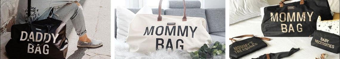 Mommy Bag et pochettes