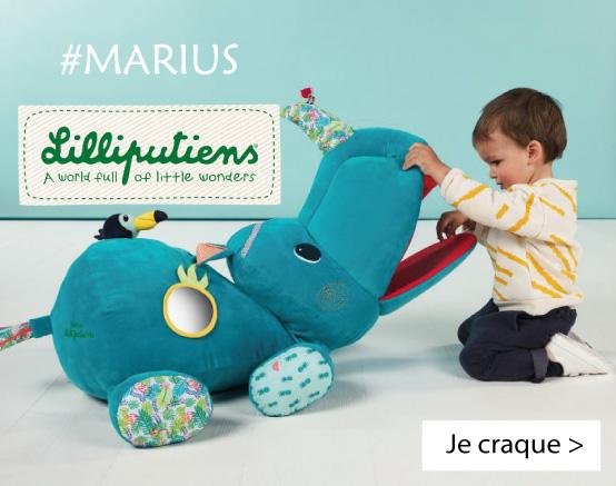 Collection Marius Lilliputiens