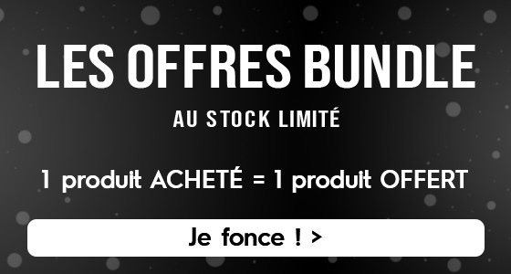 Les offres Bundle du Black Friday