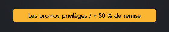 Les promotions des Privilèges day's