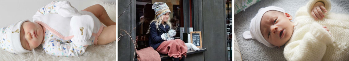 Bonnet, écharpe et moufles