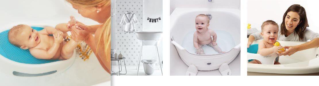 Baignoire Bébé Transat Et Anneau De Bain Quelle Différence Made