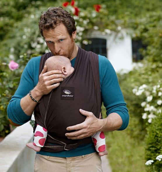 Porte bébé manduca