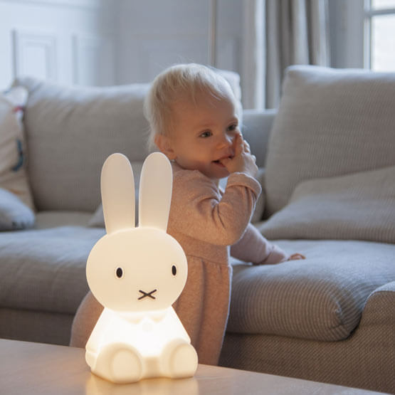 Mini veilleuse miffy Mr maria