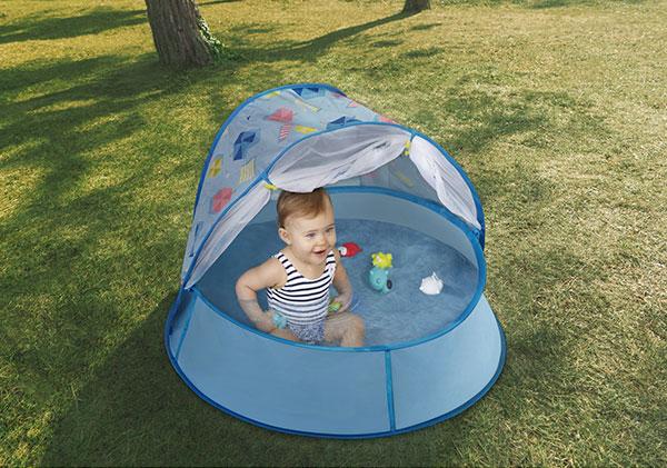 Tente anti-UV Aquani - Babymoov