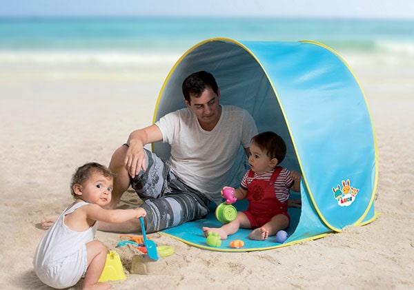 Tente de plage anti UV - Ludi Jouets