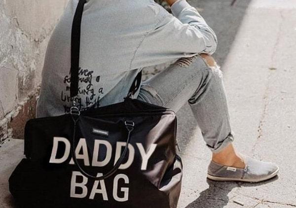 Sac à langer Daddy Bag - Childhome
