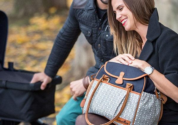 Sac à langer Style Bag Black - Babymoov