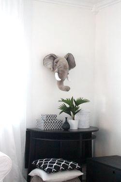 L'éléphant George de Wild and Soft